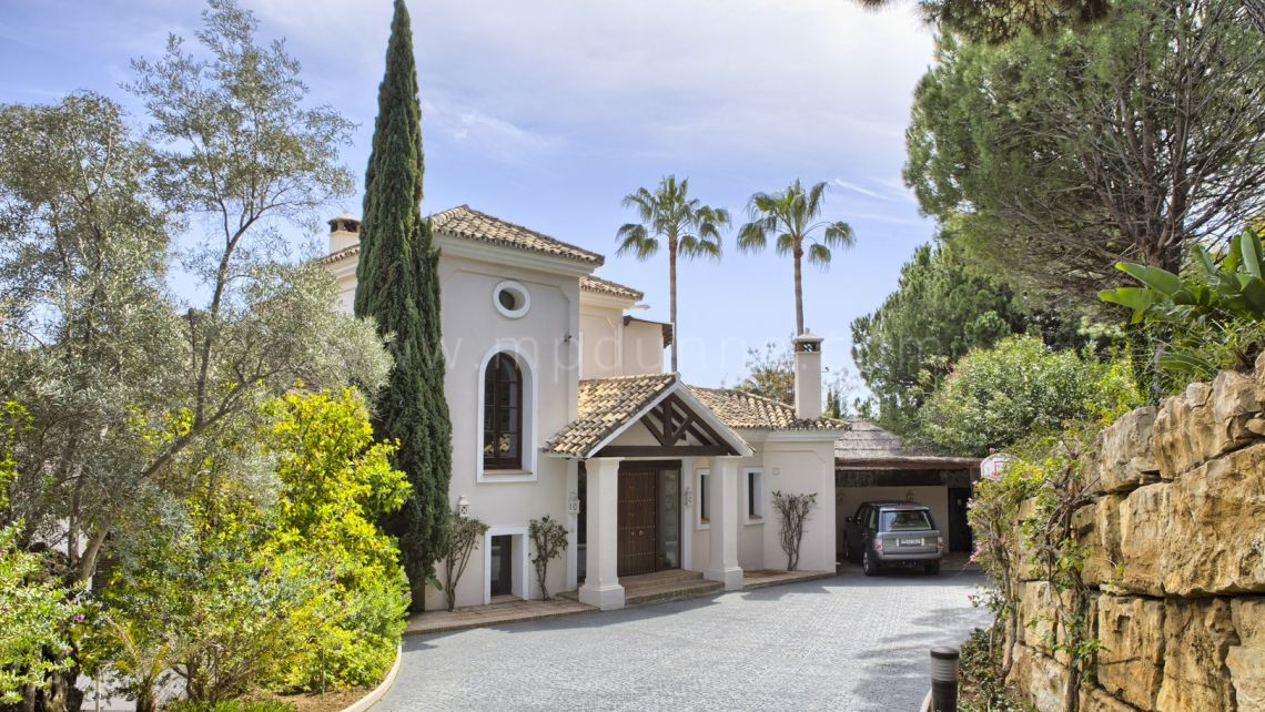 Benahavis, Private elegance in La Zagaleta