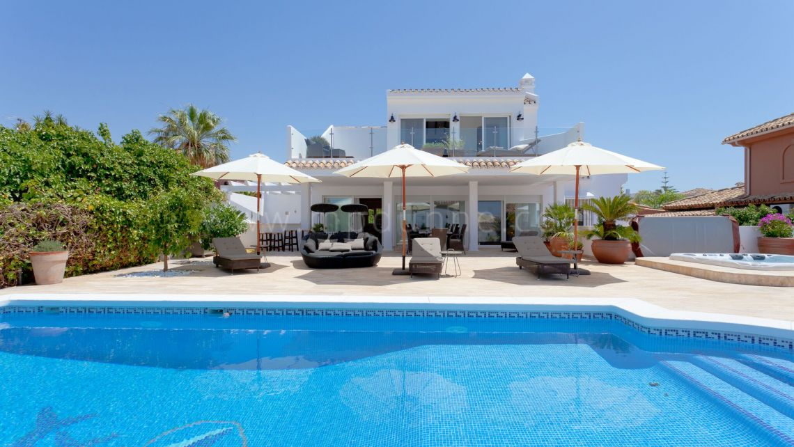 Marbella East, El Rosario Marbella East, Stunning Family Villa for Rent