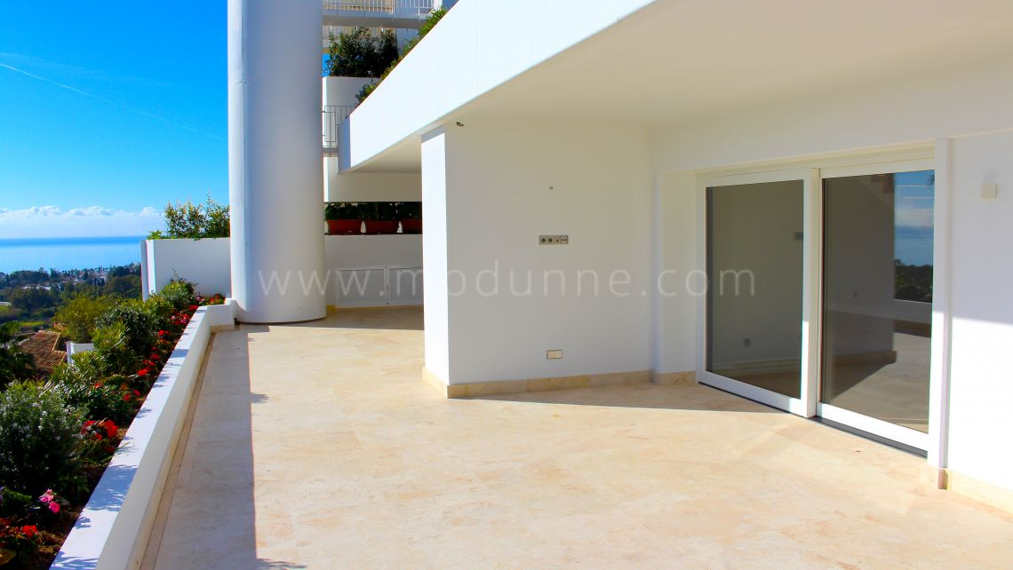 Marbella Golden Mile, Terrazas de las Lomas, Golden Mile, Duplex Penthouse for Sale