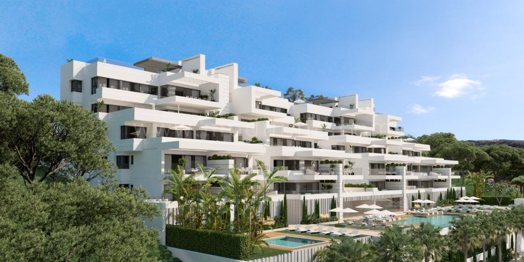 South Bay Las Mesas - Development in Estepona Puerto, Estepona