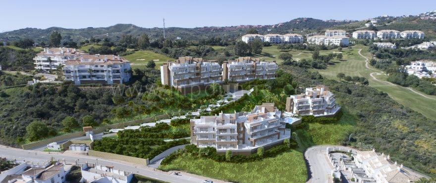 Grand View - Development in La Cala Golf, Mijas Costa