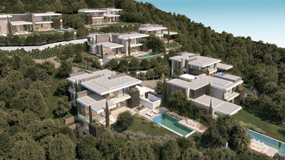 The Hills - Development in La Quinta, Benahavis