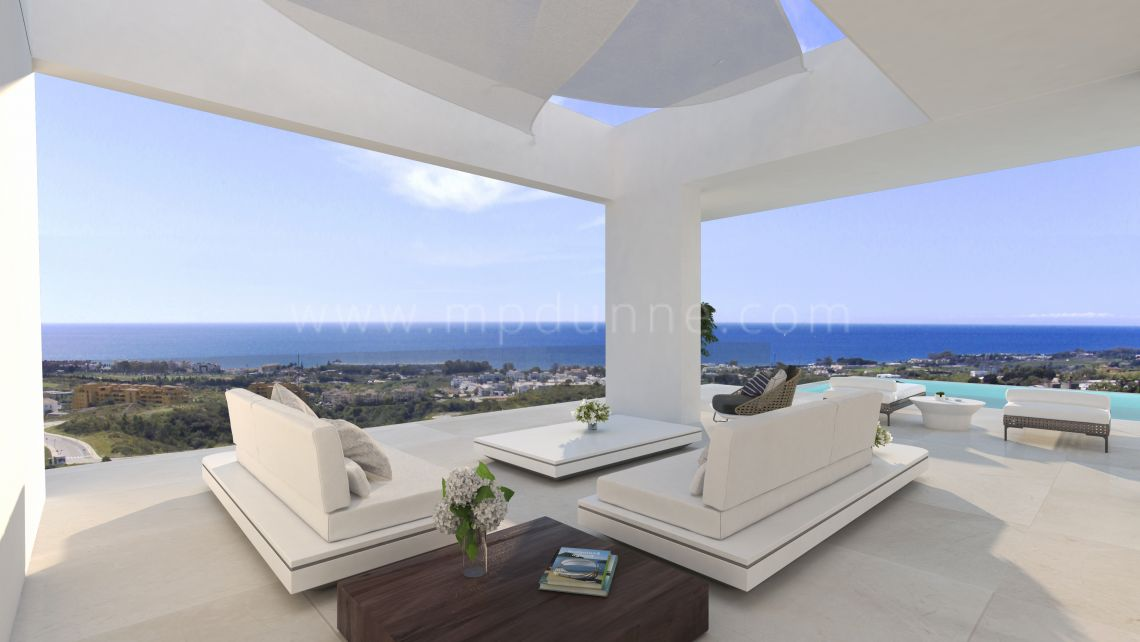 The View - Development in Selwo Hills, Estepona