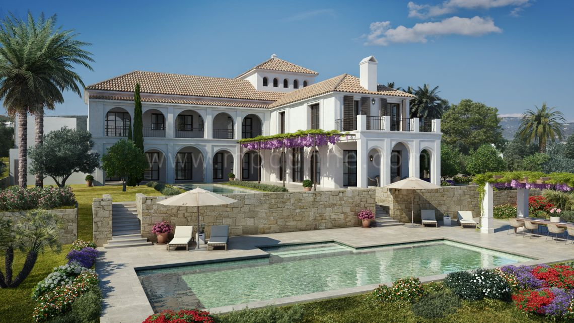 Golfside Villas - Development in Casares Playa, Casares