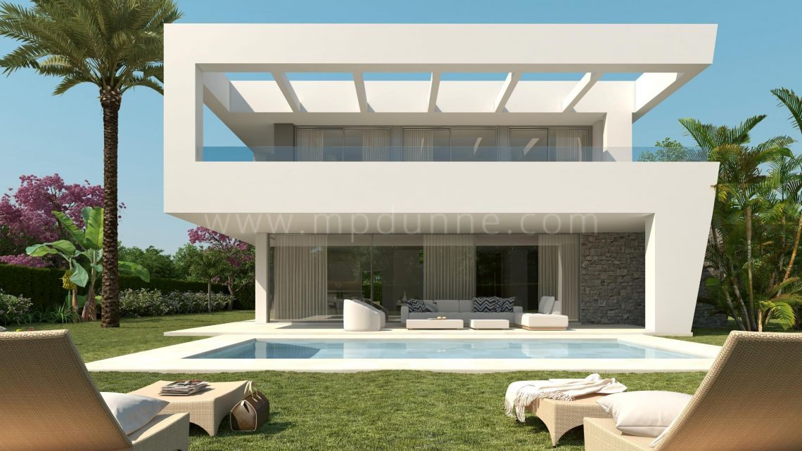La Finca de Marbella - Development in Rio Real, Marbella East