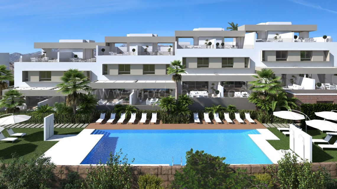 Horizon Golf - Development in La Cala Golf, Mijas Costa