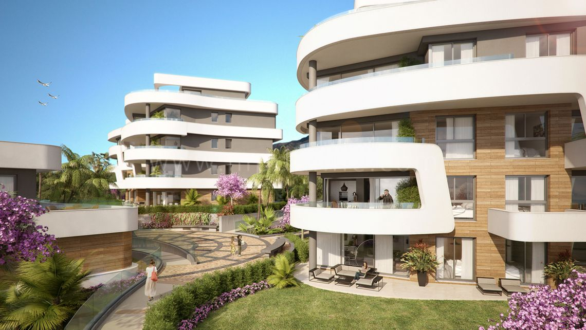 Aria - Development in Mijas Costa