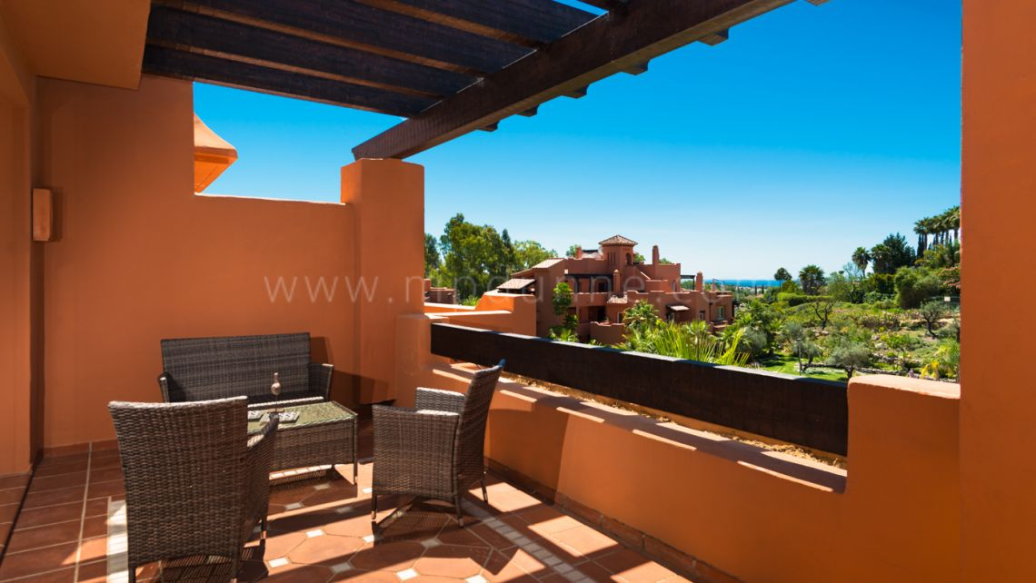 Alminar de Marbella. Alminar de Marbella, La Cerquilla Nueva Andalucia, Luxury off plan apartments for sale - Gallery