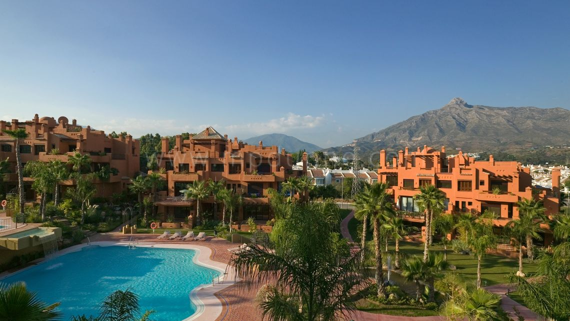 Alzambra Hill Club. Luxury apartments for sale in La Alzambra Hill Club, Marbella - Gallery