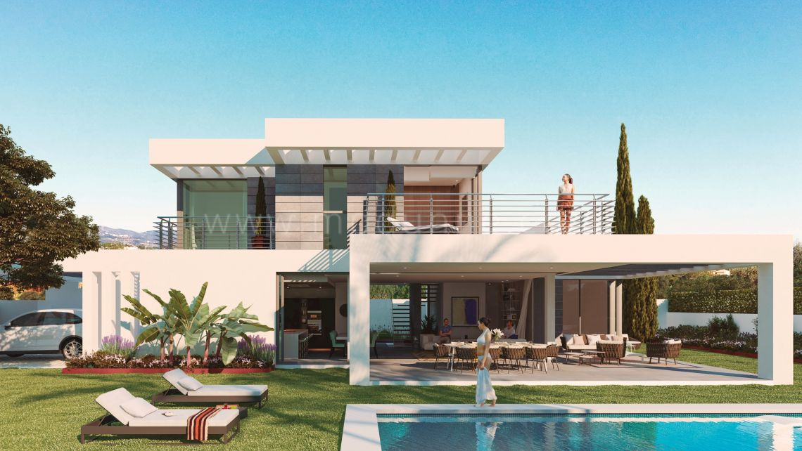 Syzygy Homes - Development in El Paraiso, Estepona