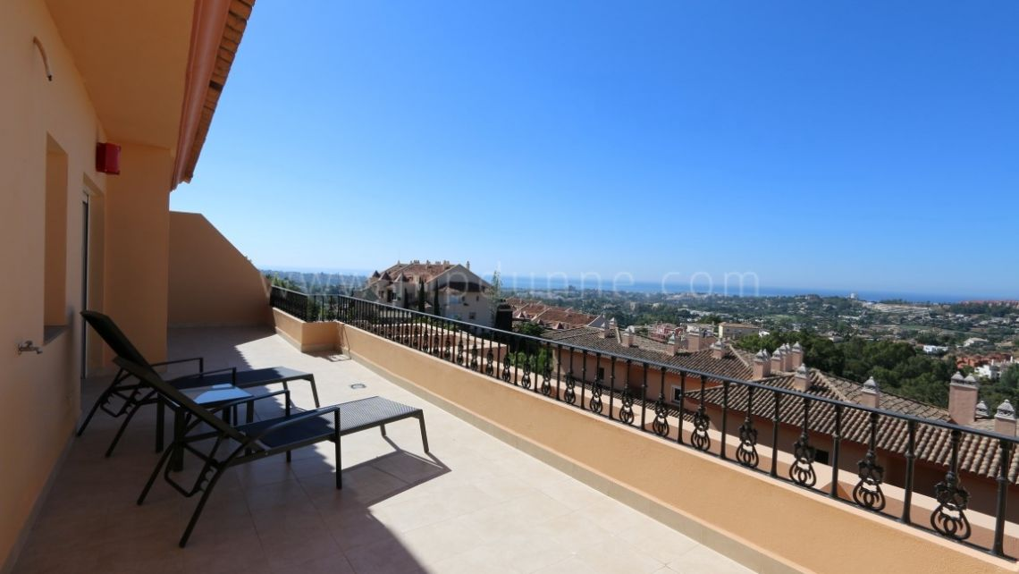 Nueva Andalucia, Recently built apartments for sale in Marbella