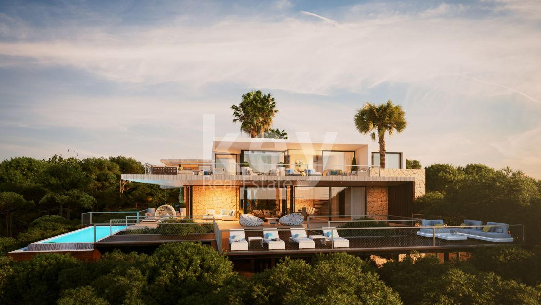 Brand new luxury villa in Sotogrande