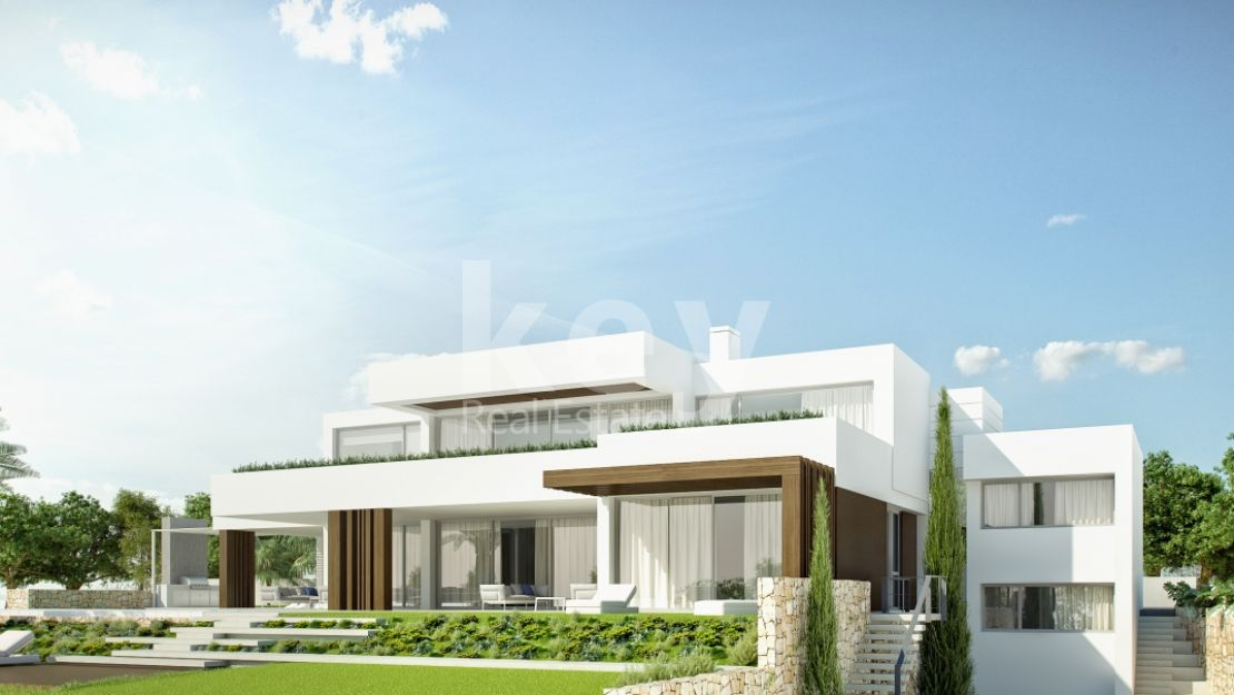 Modern villa for sale in San Roque, Sotogrande