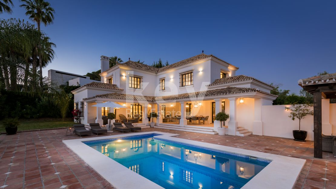 Villa Medibella: a beautiful holiday rental villa in Nueva Andalucia, Marbella