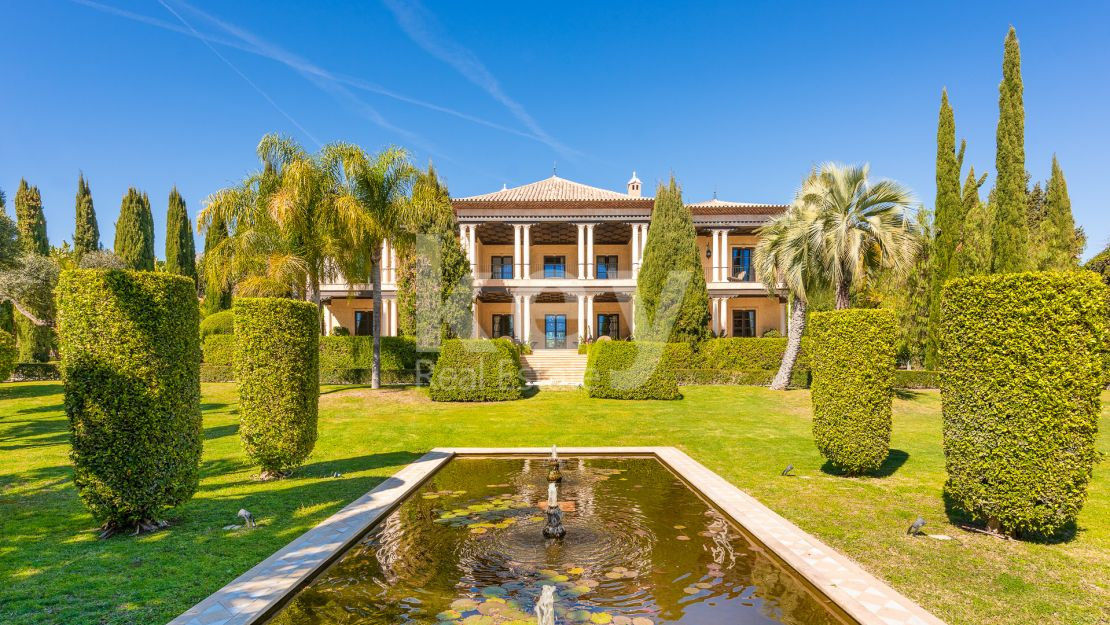 Villa Serene: Impressive luxurious villa in the most exclusive zone in Marbella, Nagueles