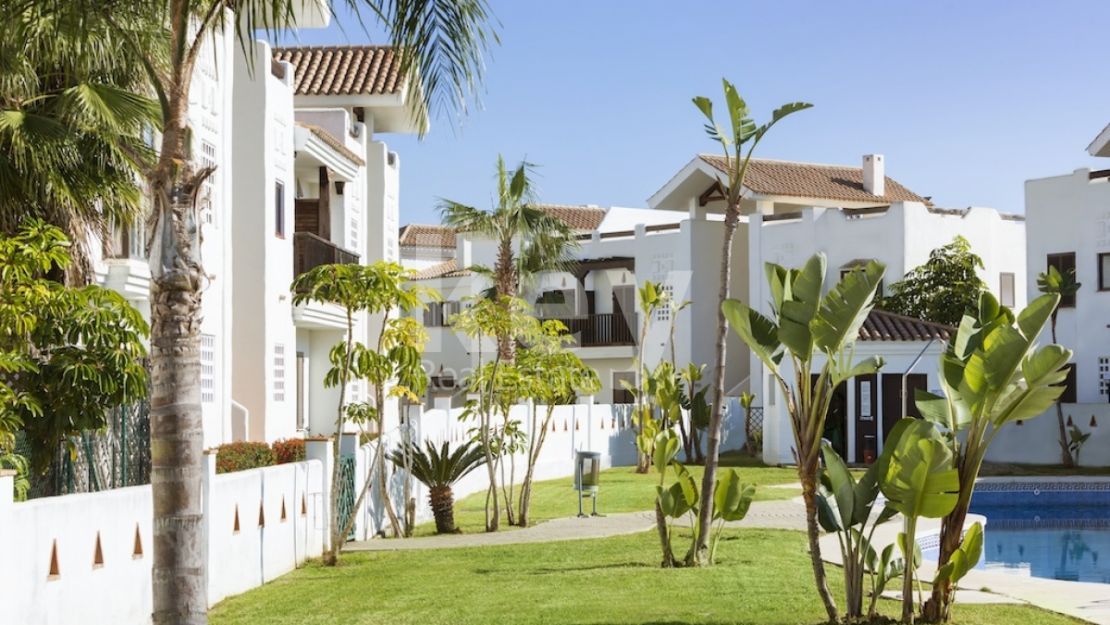 Nice development for sale close to the golf in La Alcaidesa