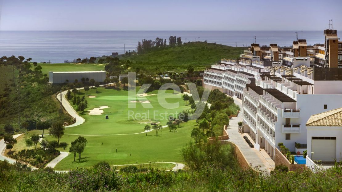 New tourist apartments in Valle Romano, Estepona
