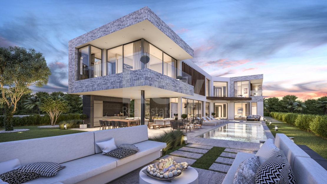 Extraordinary Villa in Bel-Air, New Golden Mile
