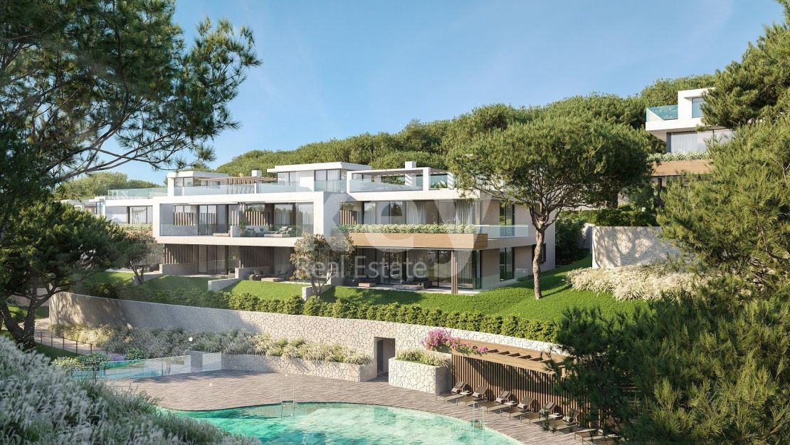 A new concept of 'boutique' and 'modern' residences in Cabopino