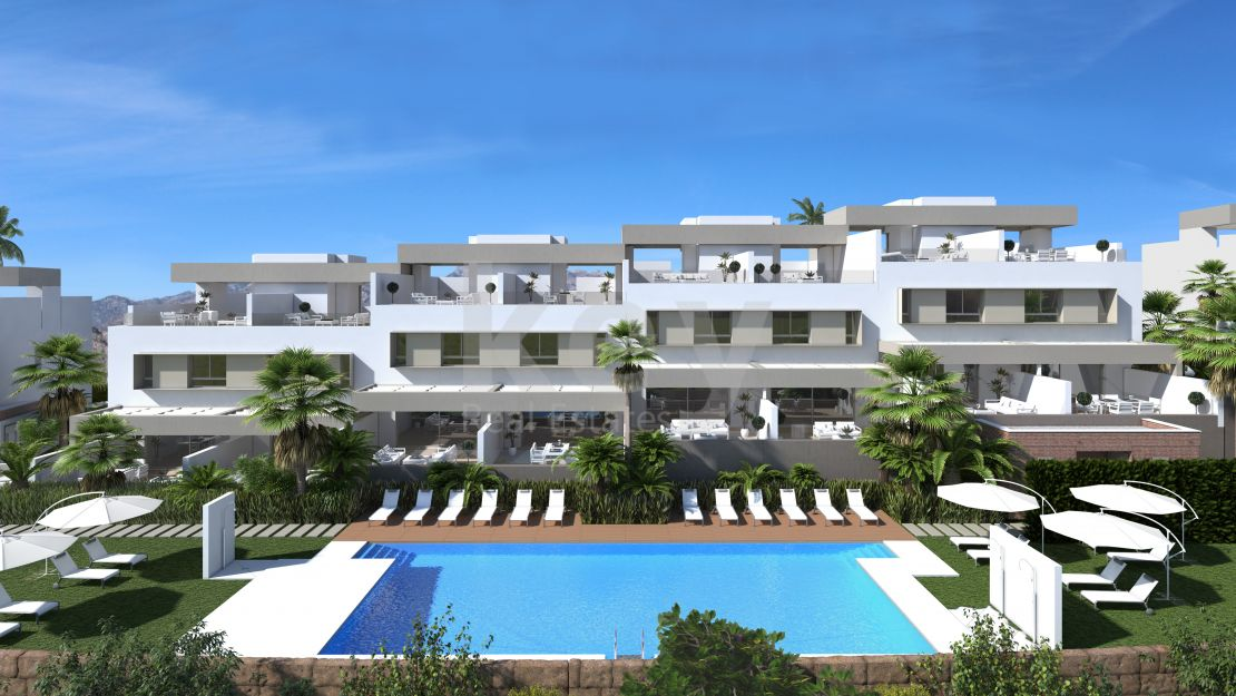 Gorgeous Townhouse Complex within golf resort in La Cala de Mijas, Mijas