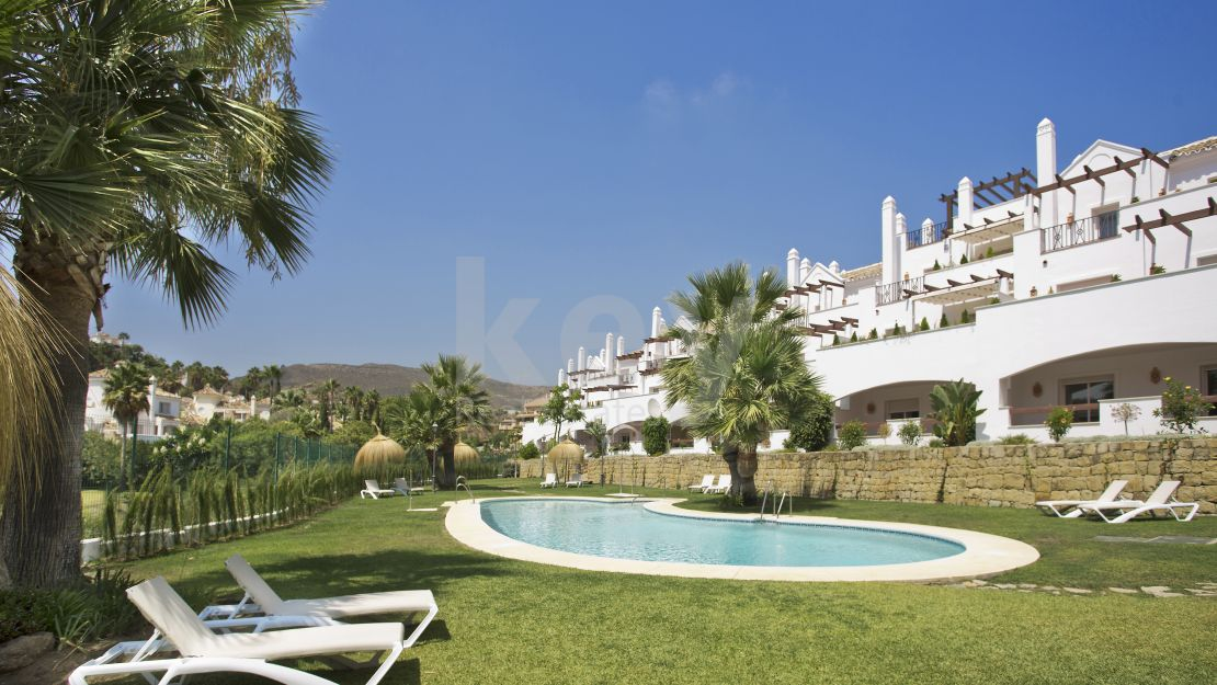 New duplex penthouse in the heart of Nueva Andalucia, close to Puerto Banus