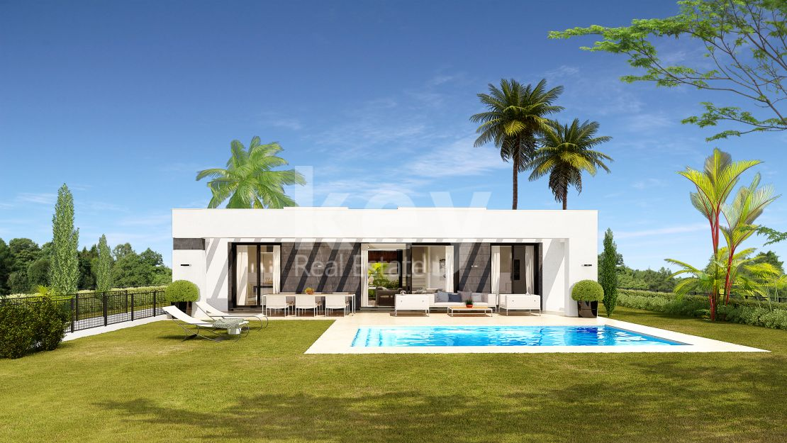 Luxury and modern villa in Las Colinas, Malaga East