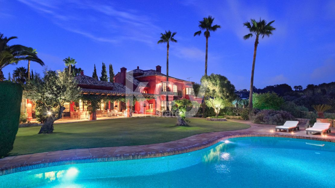 Incredible luxury villa in Sotogrande