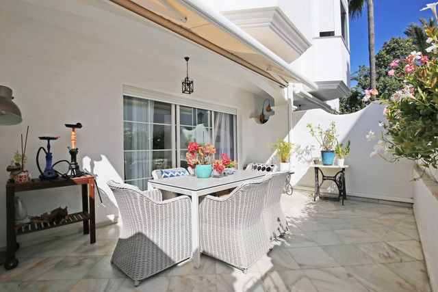 Beautiful townhouse close to the beach in Golden Mile, Marbella