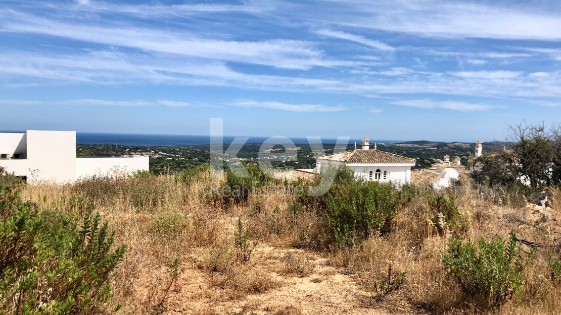 Opportunity! Amazing sea views plot and project in La Reserva de Sotogrande
