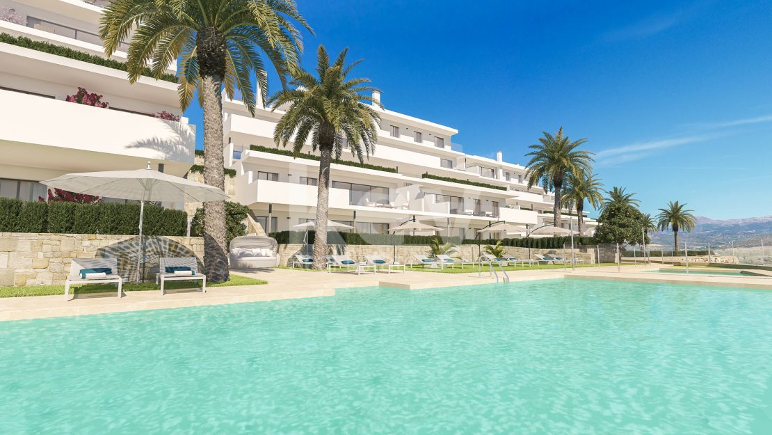 Brand new apartment for sale close to the beach, Casares