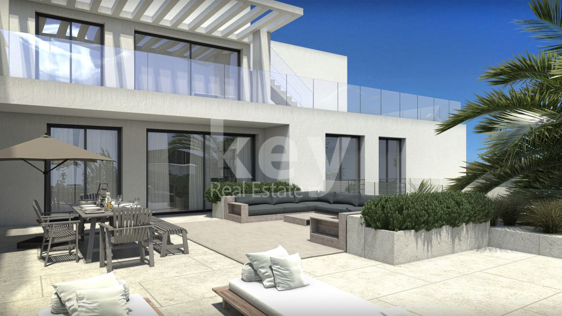 Brand new apartment in gated community and close to the beach, Cala de Mijas