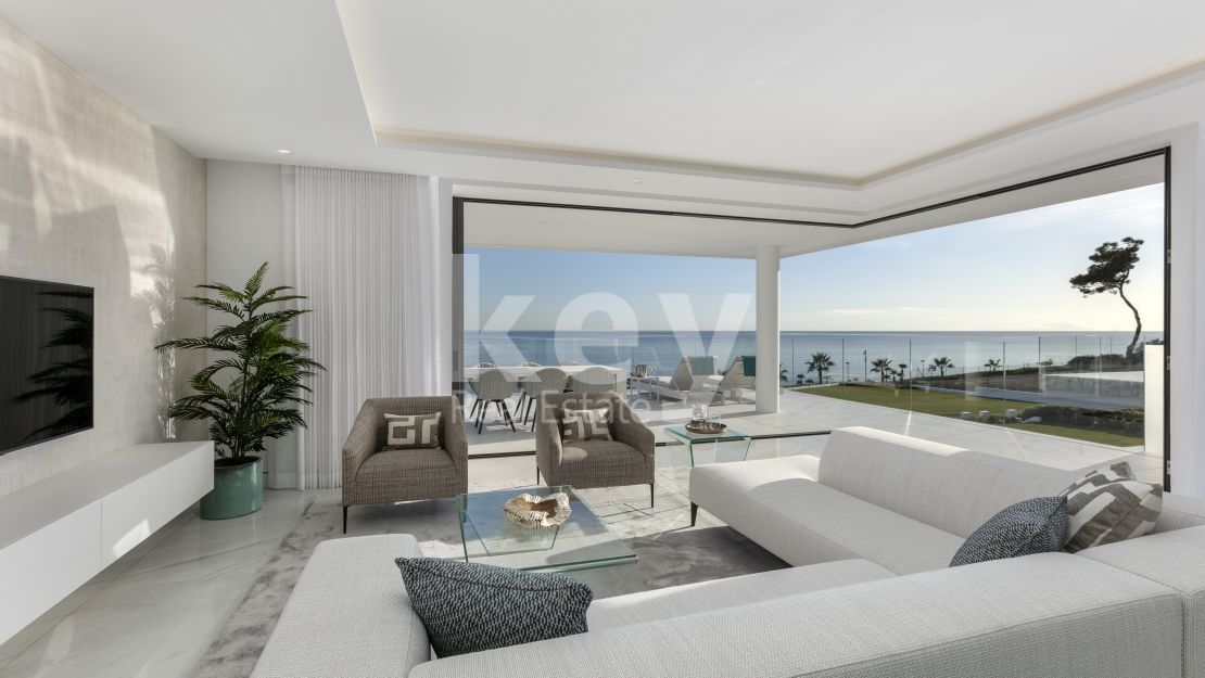 Harmony Apartment: an incredible beachfront luxury apartment in New Golden Mile