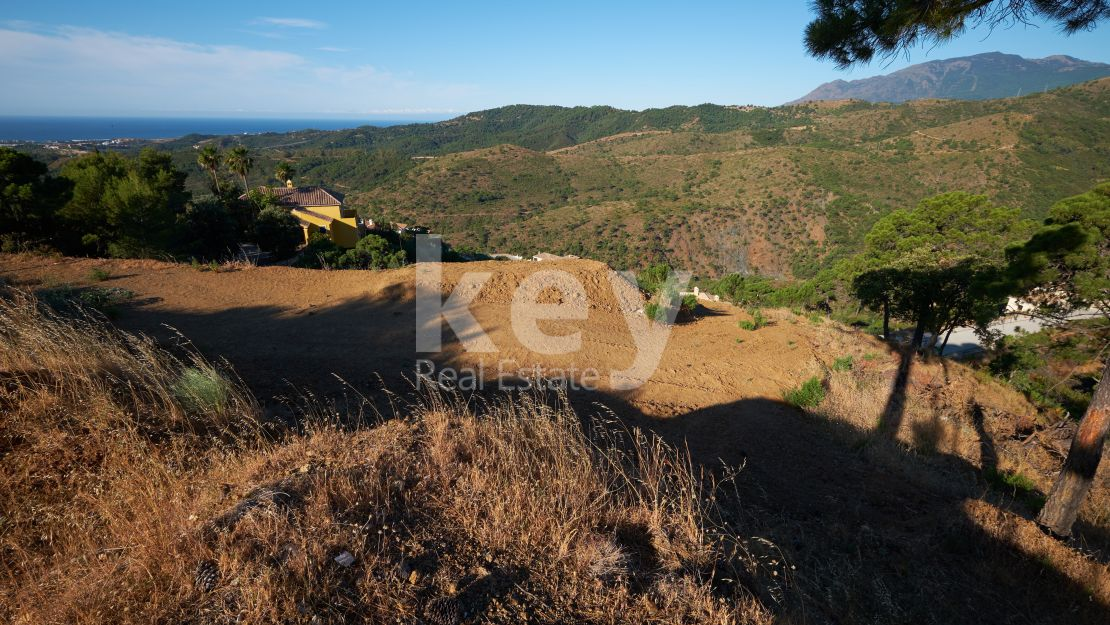 Opportunity! Incredible plot in Monte Mayor, Benahavis
