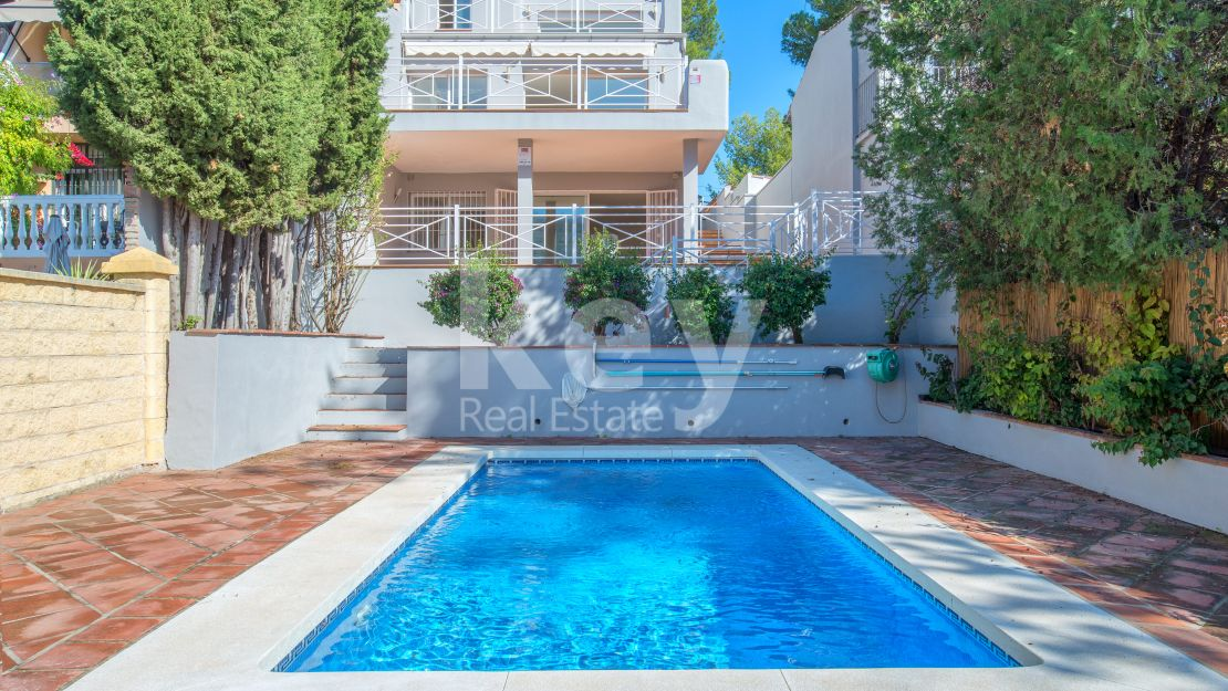Renovated townhouse close to Puerto Banús, Nueva Andalucía