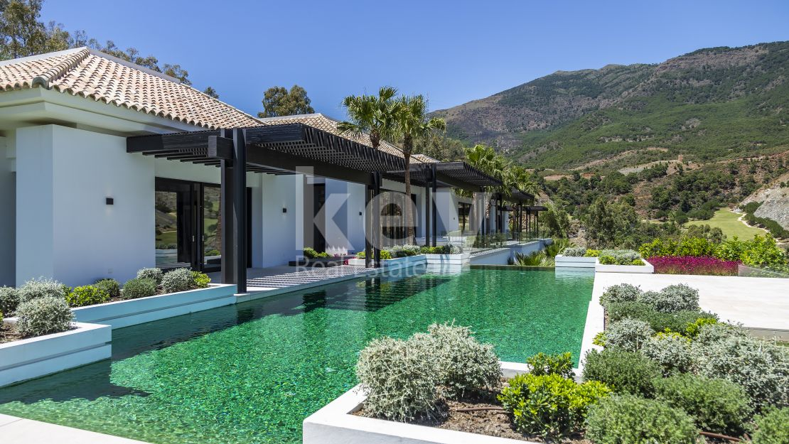 Outstanding luxury villa in La Zagaleta, Benahavis