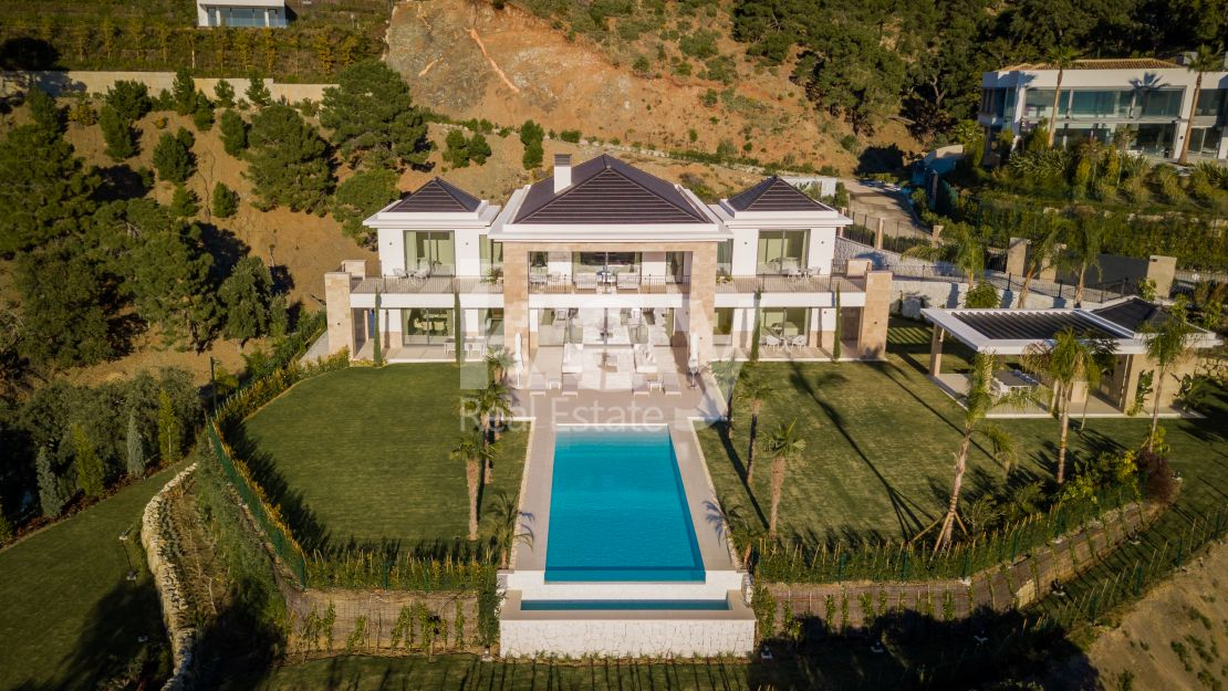 Extraordinary luxury villa in La Zagaleta, Benahavis