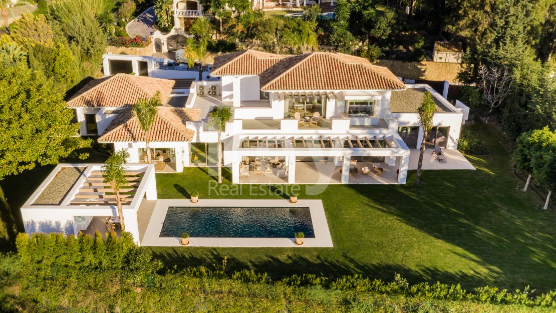 Beautiful luxury villa in El Paraiso, Estepona
