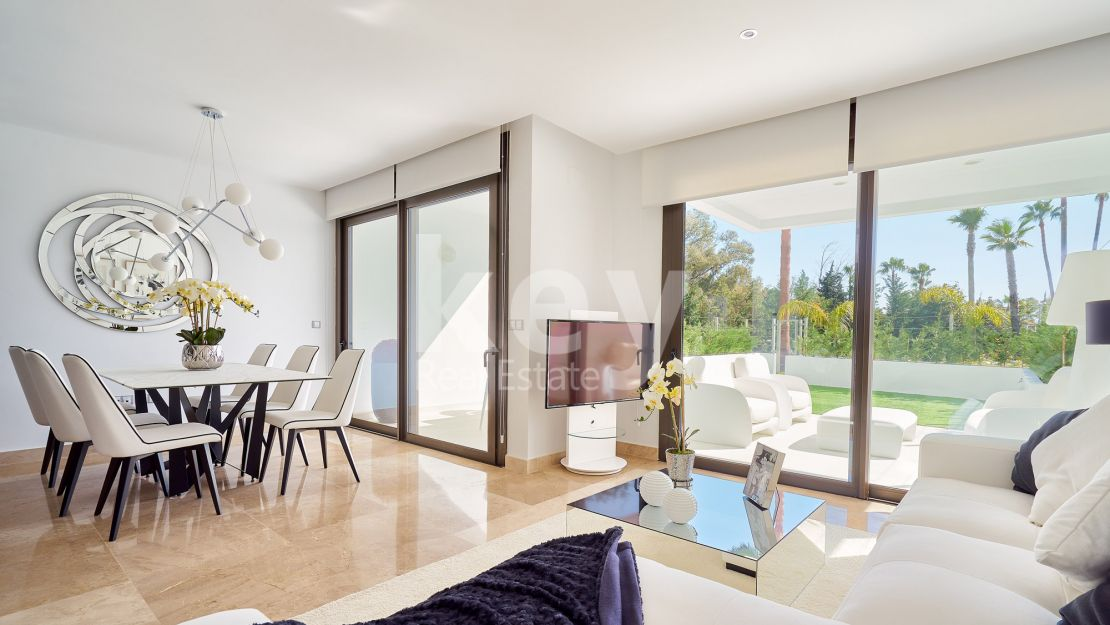Beautiful and brand new house in Nueva Andalucia, Marbella