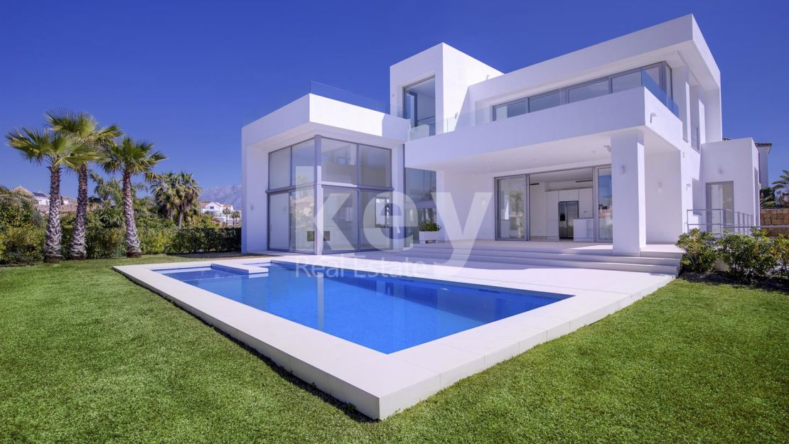 Fantastic luxury villa in Benahavis