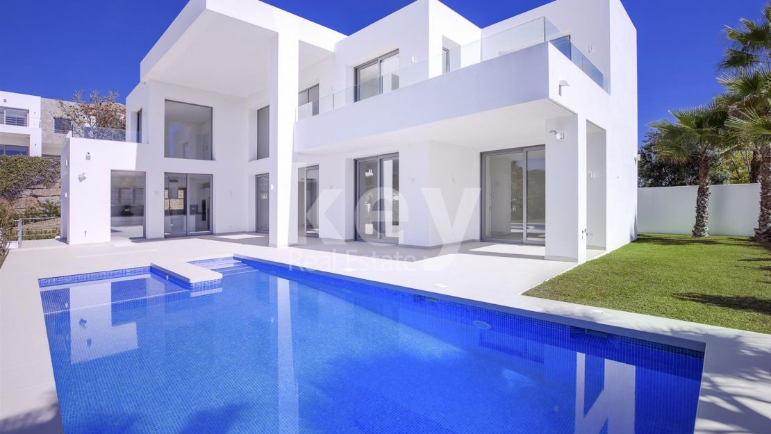 Stunning villa in Benahavis