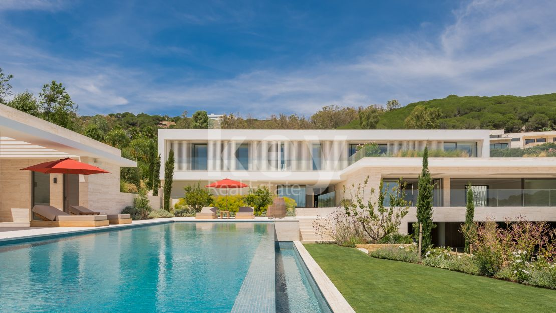 Incredible modern villa in La Reserva de Sotogrande