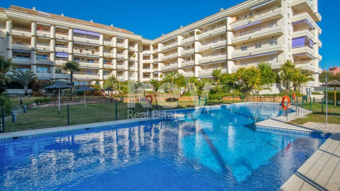 Apartment close to the beach in Golden Mile, Marbella