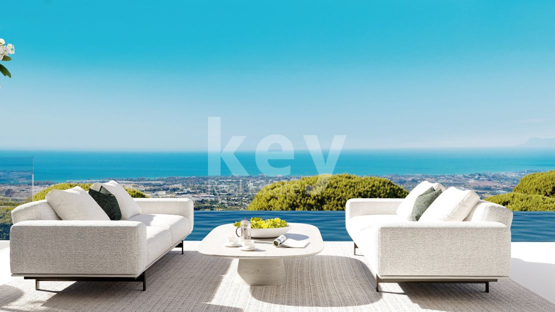 Luxury sea views villa for sale in Real de La Quinta, Benahavis