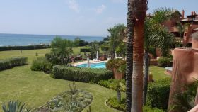 Front LIne Beach Penthouse Apartment Marbella