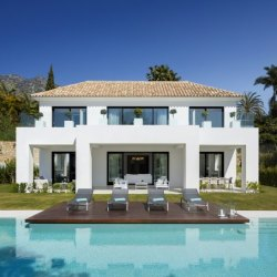 Contemporary luxury living in Sierra Blanca, Marbella