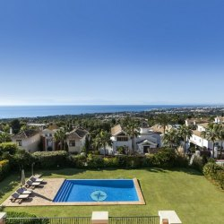 Sierra Blanca: Marbella's private hill club community