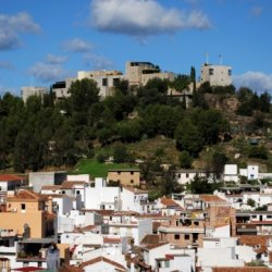 Monda, country life close to Marbella