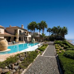 Stunning Beach Front Property in Los Monteros