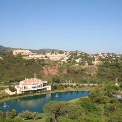 Elviria, in Marbella's green belt