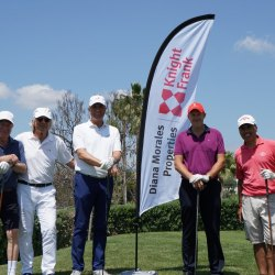 Diana Morales Properties delighted to sponsor Concordia Charity Golf Tournament